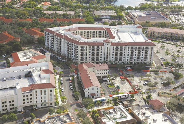 Live, work and play: 6600 Main ready for residents