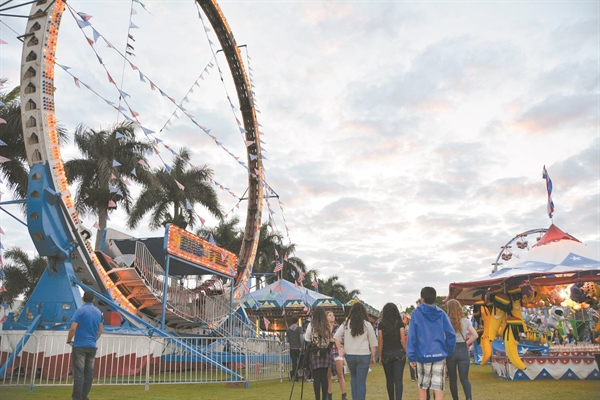 Dade Christian Carnival set for Feb. 27 - March 1