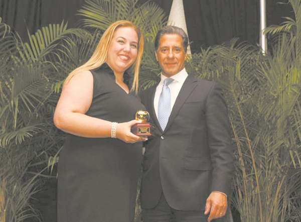 Valle is Miami-Dade teacher of the year
