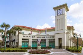 Miami Lakes Town Hall closed to public until May 4