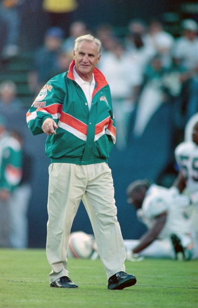 Remembering Coach Don Shula