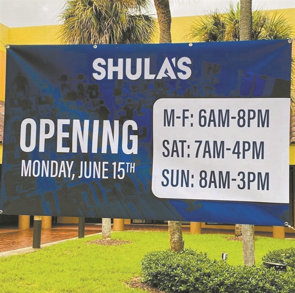 Shula's Athletic Club reopens with safety procedures in place