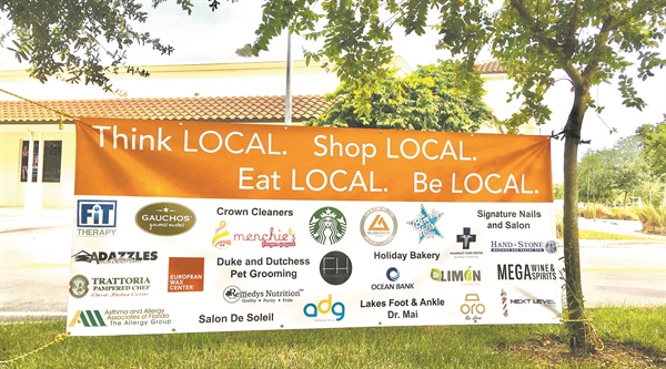 Shop Local campaign underway