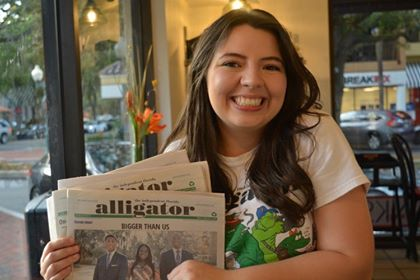 Go, Gator: Goleman grad lands job at The New York Times