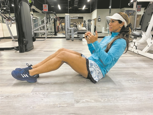 Workout: To do at home, in the gym or on the go