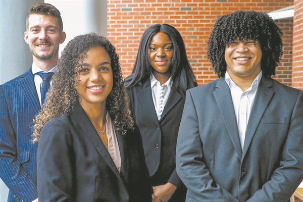 FSU College of Law trial team takes nationals
