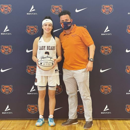 Mater Lakes Academy hoops star makes 1,000th point