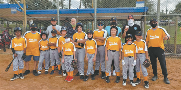 Play ball! Optimist Club of Miami Lakes' baseball and softball leagues kick off the season