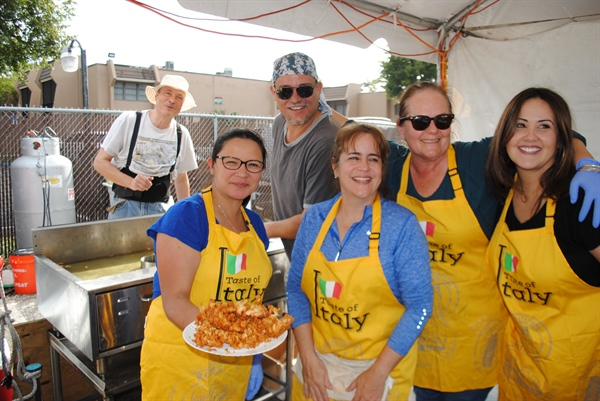 Our Lady of the Lakes Food Festival set for May 14 – 16