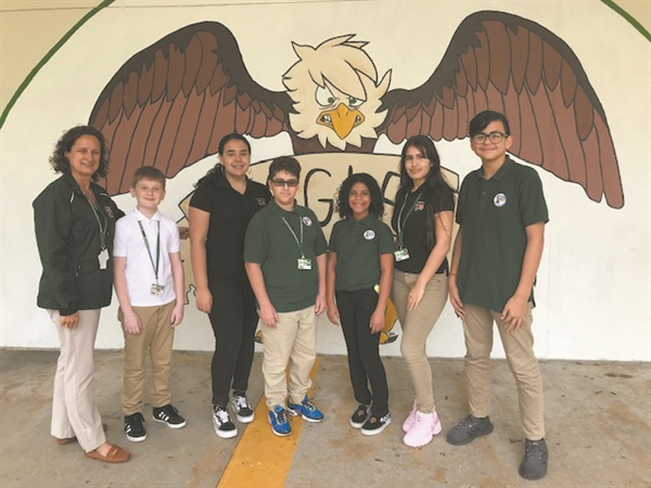 Lawton Chiles Middle School honors responsible students