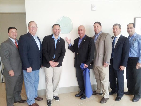 Government Center receives LEED Gold