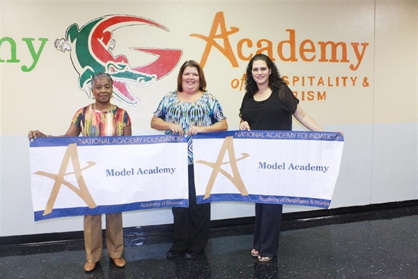 Goleman marks '12-'13 school year accomplishments
