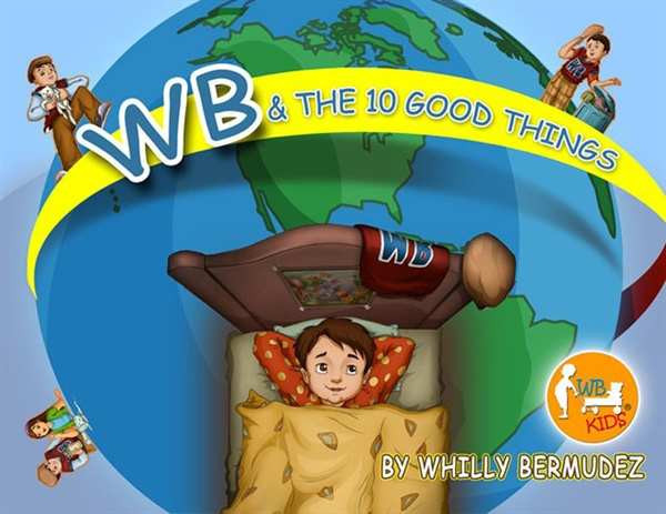 Whilly Bermudez authors inspirational children's book