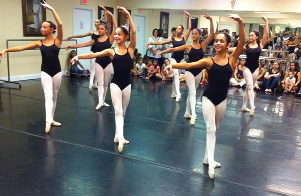 Artistic Dance Center opens new studio