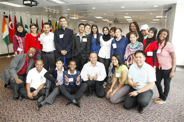 MDC Hosts International Students Program