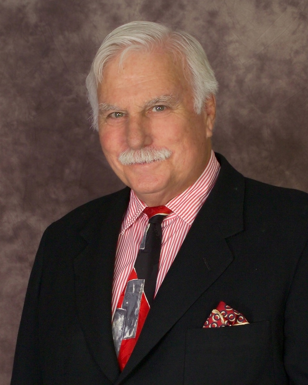 Howard Schnellenberger, in a photo taken when he coached football at Florida Atlantic University. Photo courtesy of the school.