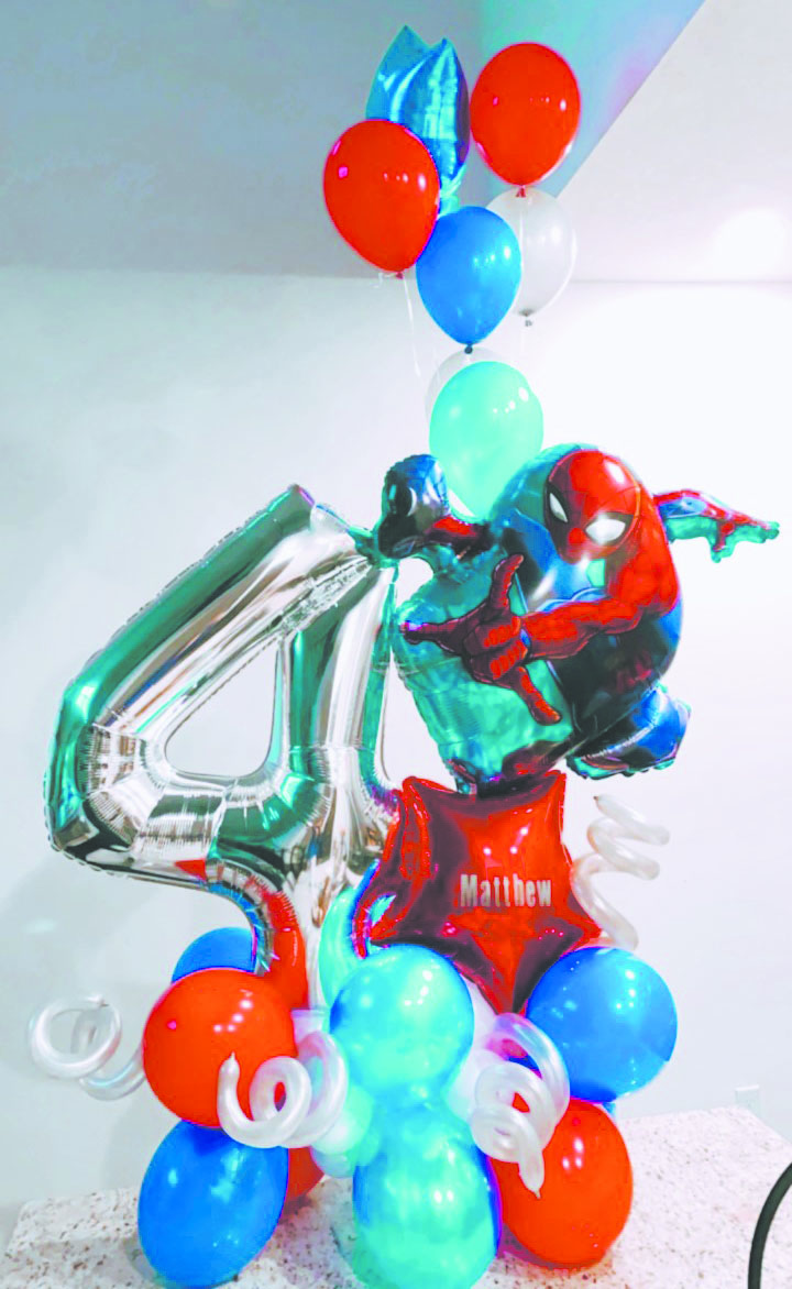 Student S Balloon Bouquets Take Flight
