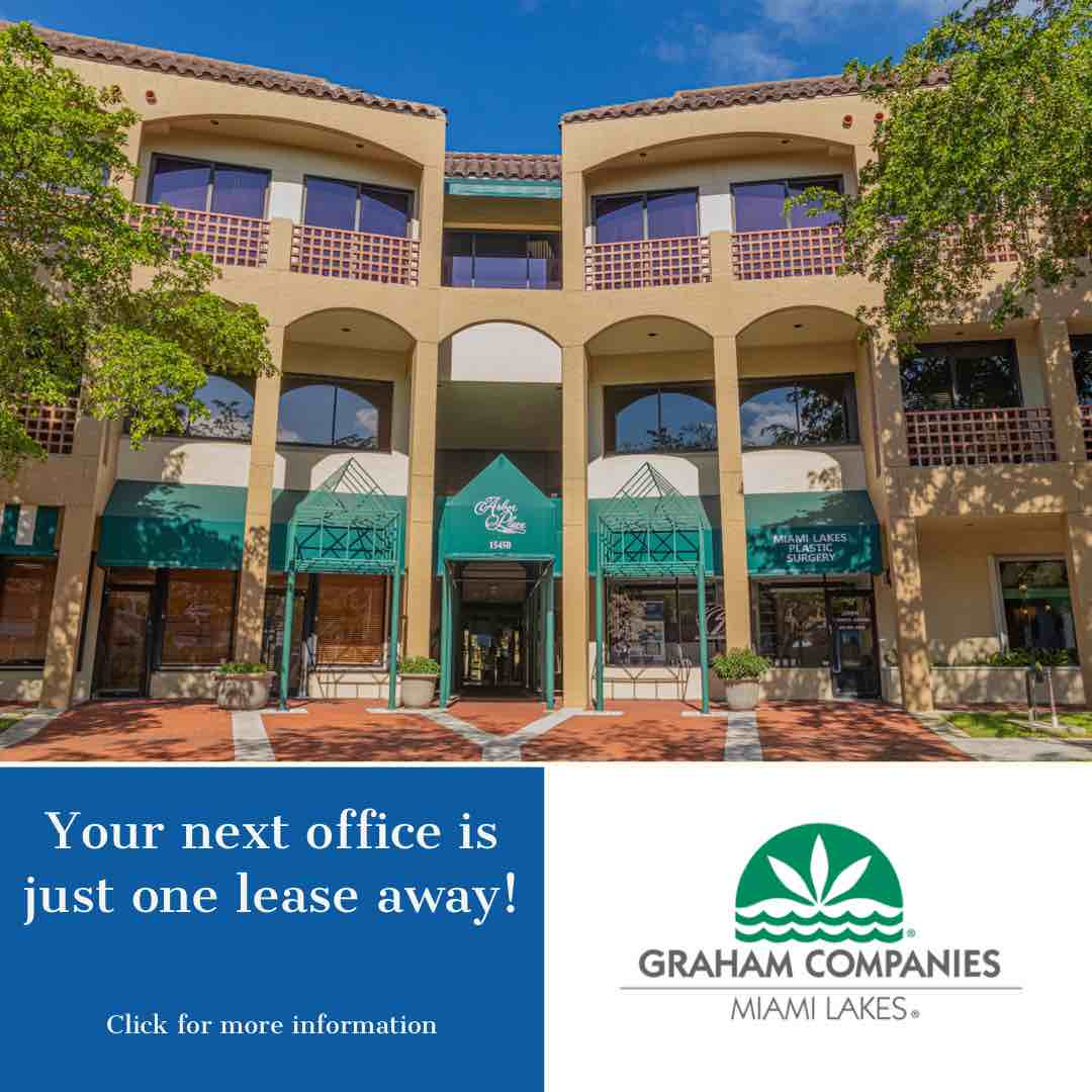 Your next office is just one lease away at Arbor Place!