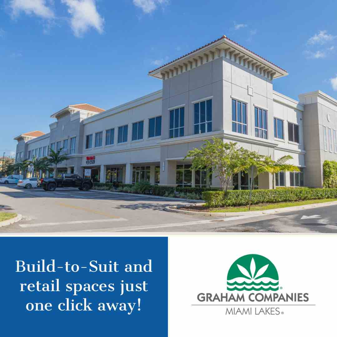 Build-to-Suite and retail spaces just one click away at Crescent Pointe!